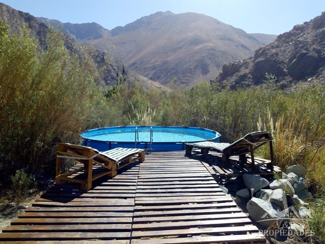 Vendo hermosa parcela en Cochiguaz